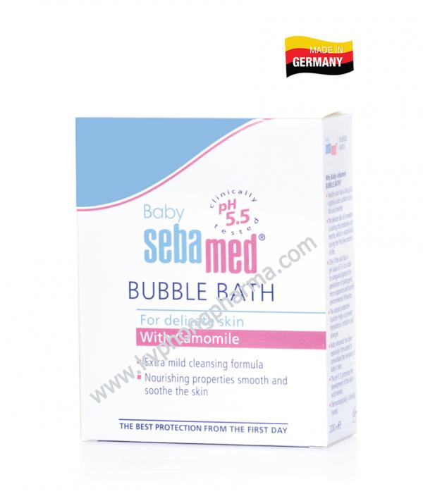 Sữa tắm dịu nhẹ cho bé Sebamed pH5.5