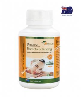 Viên uống nhau thai cừu Australia Care