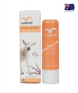 son dưỡng môi nhau thai cừu Rebirth
